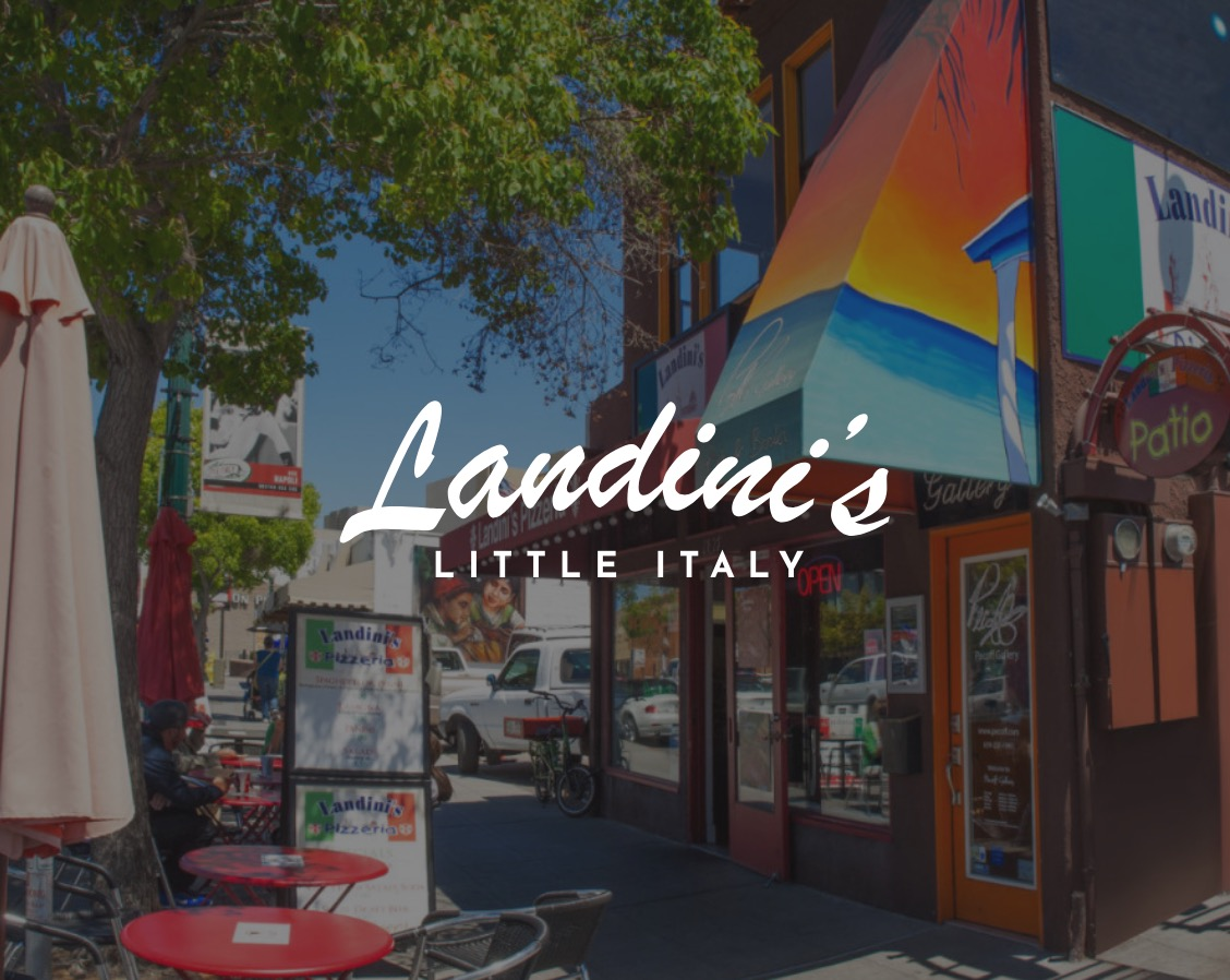 Landini's Little Italy Exterior